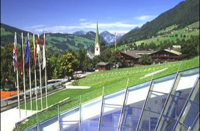 Congrescentrum Alpbach. Foto Franziska Kafka