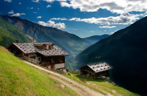Bergwijzer vakantietip: bergvakantie op de bergboerderij van Roter Hahn