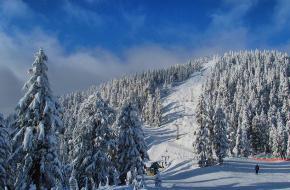 Cypress Mountain. Vancouver. Foto Kyle Pearce
