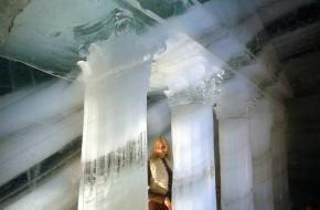Dachstein Gletsjer.  Foto Helmut Strasser,
