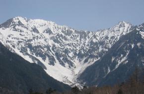 De Japanse Alpen ©Skyseeker