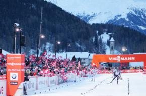 TWEEDE EDITIE FIS TOUR DE SKI IN VAL MÜSTAIR. Foto Dominik_Taeube