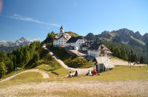 Wandelen over de Alpe Adria Trail