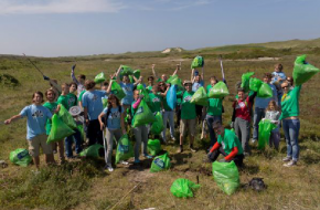 Envirotrek Clean Up Series 2013