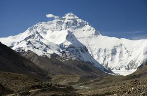 Poep op de Mount Everest