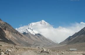 Mount Everst via Pixabay