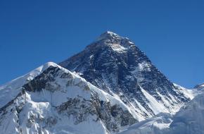 Mount Everest foto Pavel Novak