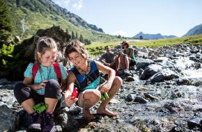 Ontdek Montafon in Vorarlberg in Oostenrijk,,,