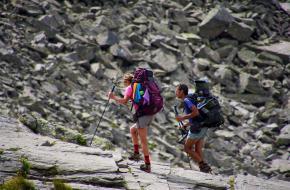 conditie bergwandelen