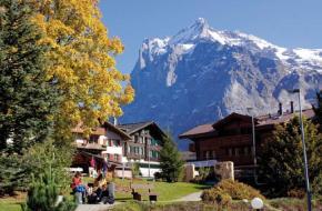 Grindelwald - Zwitserland. foto Bert Vonk