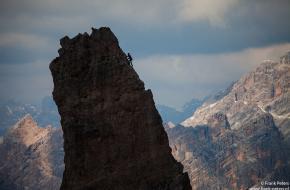 Cinque Torri - Dolomieten - Italië - Frank Peters
