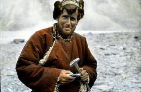 Augusto Gansser terug van zijn expeditie naar Tibet