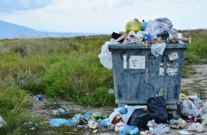 Zonder afval in de bergen