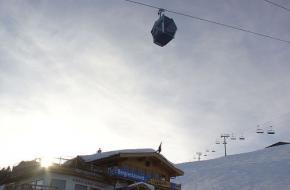 Skilift in Gerlos