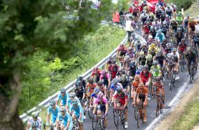 Giro d'Italia Foto: ©APT Dolomiti Paganella