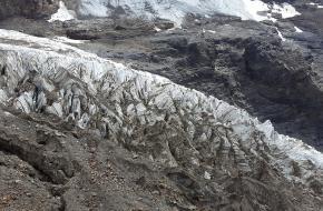 Wat ligt er nog onder gletsjers? Foto via Pixabay