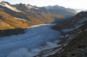 Gletsjer in de Ötztaler Alpen (c)chripell