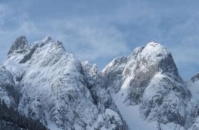 De Gosaukamm in het Dachsteingebergte