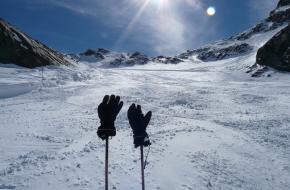 handschoenen voor in de bergen kiezen
