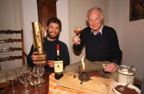 David Bacci Herman Plugge Irish Coffee Award 2017