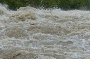 Overstromingen Oostenrijk Italië