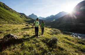 ,,Wandelen in Montafon-Vorarlberg - foto DanielZangerl,