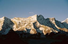 Himalaya gebergte blijkt jonger dan gedacht. Foto kkcondon