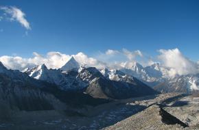 Gletsjer Himalaya. Foto mckaysavage