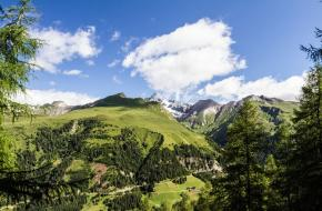 natuurgebieden in Europa