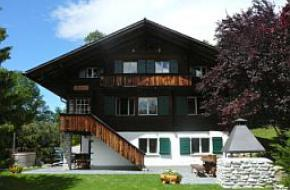 Chalet Thuus in lenk - Berner Oberland Zwitserland