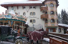 Hotel in Courchevel foto guymoll