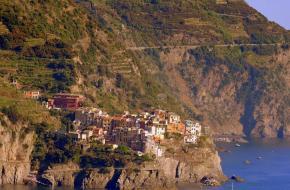 Boete bergschoenen Cinque Terre