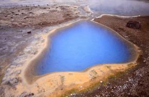 IJsland. Foto: Jonathan Vandevoorde