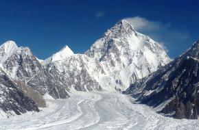 Winterbeklimming K2