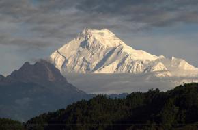 Kanchenjunga in Nepal_Foto proxygeek