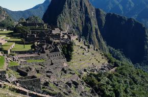 Foto: Karlnorling. Machu Picchu - Peru