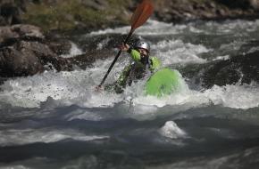 Kayak @ Cablepress
