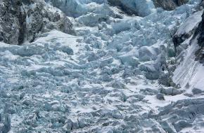 De Khumbu-ijsval ©Mahatma4711