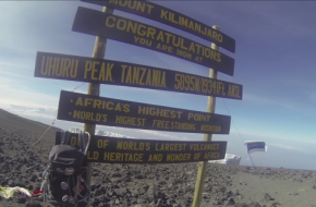 War Child Kili Challenge 2016