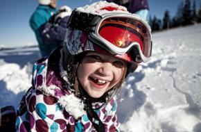 Foto: Kinder skiplezier in Tiroler Zugspitz Arena ©Tiroler Zugspitz Arena/U. Wie,