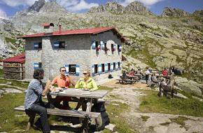 Foto: Marketing Trentino - Rifugio Segantini - Carlo Baroni