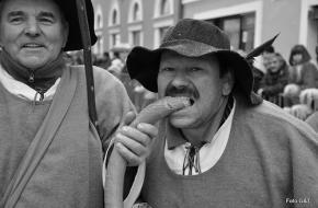 Krainerwurst of Kranjska klobasa