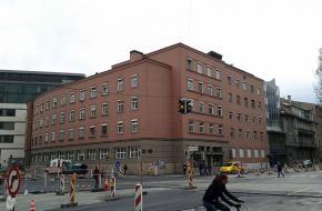 Het ziekenhuis van Innsbruck