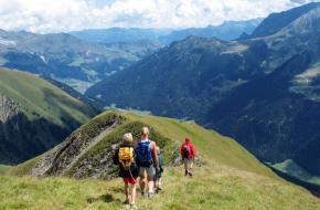 Vakantie in het Zillertal in Bergen Magazine 3 2012. foto K Desmedt