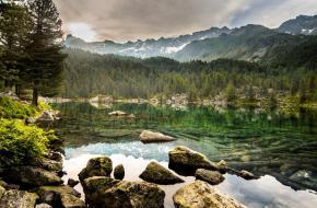 Vierdaagse wandeling door Val Poschiavo