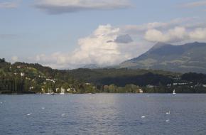 Lake Lucerne. Foto: Patrick Nouhailler (Flickr)