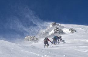 hallucinaties bij bergbeklimmen