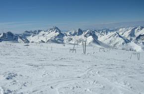 Les Deux Alpes. Foto mawster