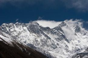 Lhotse en Mount Everst_Foto PhilipHassell