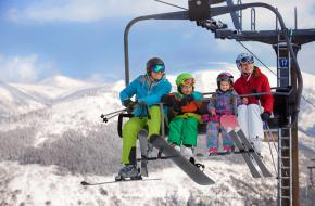 Wintersport Reuzengebergte. Foto Czechtourism.com